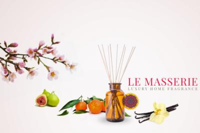 La storia della Luxury Home Fragrance LE MASSERIE